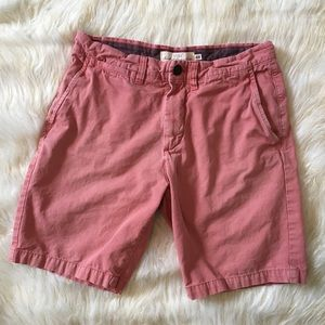 L.O.G.G by H&M Men's Pink Chino Shorts
